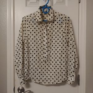J.crew cotton dress shirt